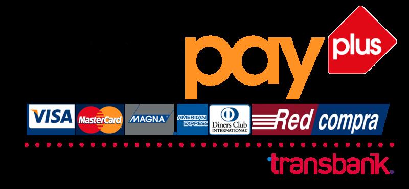 Formas de pago RalpSax Chile